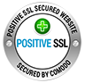 secured by Comodo PositiveSSL